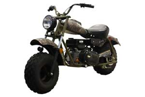 Massimo MB200 adult mini bike