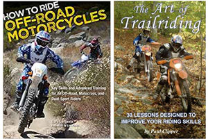 dirt bike books