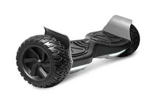 Longtime all-terrain adult hoverboard