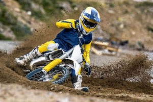 2014 Husqvarna dirt bike