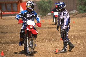 MSF dirt bike safety course