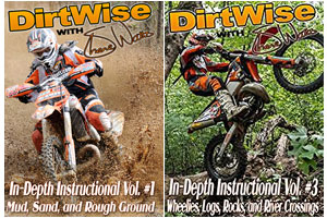 Shane Watts DirtWise DVDs